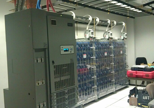 DC Power Battery Handling System