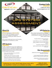 UPS System thumbnail-1