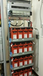 Telecom Rack for Power Equipment
